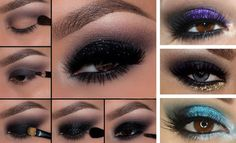 A smokey eye is one of our favorite eye makeup looks. It's sexy, classic and suits everyone. The key to a flawless smokey eye is proper blending. That's why it's important to have at least two clean blending brushes before you start re-creating the looks below. Also, when rocking a smokey eye, remember to keep your …