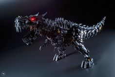 https://flic.kr/p/Hn72bx | Lego Grimlock | Lego Grimlock, the leader of the Dinobots from the film Transformers 4 - Age of Extinction. I'm very happy to show you this model finished, sorry for waiting. Special thanks to Gabriele Zannotti for making these amazing renders! If you like it, please support on Lego ideas and share with your friends! ideas.lego.com/projects/142199/comments  © 2016 Gabriele Zannotti & Nicola Stocchi