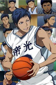 Aomine Daiki | Kuroko no Basket