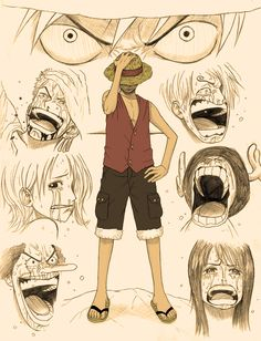 Album - Google+ One Piece Images, One Piece Pictures, One Piece Fanart, Anime One, Manga Anime, Anime Naruto, Anime Stuff, One Punch, One Piece Ace