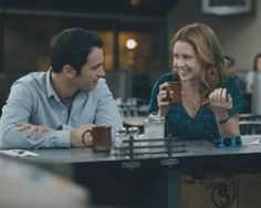The Giant Mechanical Man: A soft spoken zoo worker (Jenna Fischer) falls for a devoted street performer (Chris Messina) in this charming romantic comedy. #movies #film #comedy #romance