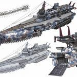 Valkyria Chronicles 4 Video and Art Shows the Mighty Snow Cruiser Centurion