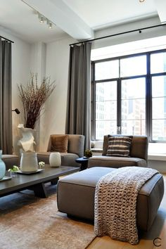 Beautiful Living Rooms and Offices | Contemporary