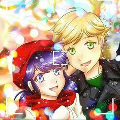 Feliz Navidad mis miraculous :3