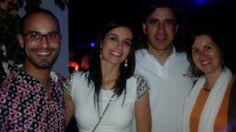Olá, conheces a Rita Cerejo e o Nuno Rebocho??? Se sim, parabéns... Se não, não sabe