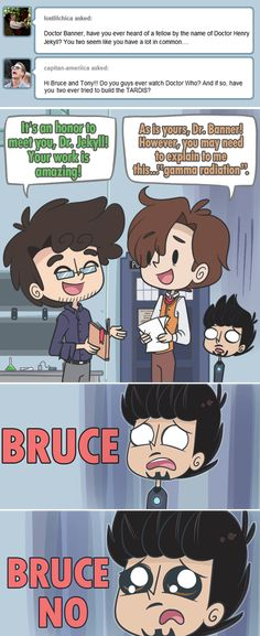 Science Bros Ask 31 by ecokitty.deviantart.com on @deviantART