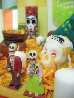 96871489cd7f5 Calaveras Dia de Muertos Time Of The Year
