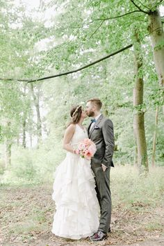 Trouwen in Duitsland: rustiek en bohemian | ThePerfectWedding.nl
