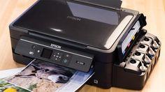 Se acabó la era de los cartuchos de tinta, Epson presenta impresora con tinta hasta por dos años
