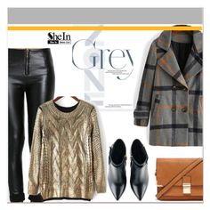 """""""SheIn III/1"""" by amra-mak ❤ liked on Polyvore featuring Kim Kwang, Forever 21, women's clothing, women, female, woman, misses, juniors and shein"""