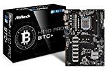 ASRock H110 Pro BTC 13GPU Mining Motherboard CryptoCurrency