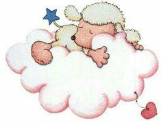 Tatty Teddy, Nursery Drawings, Sheep Cartoon, Llama Arts, Baby Bug, Baby Painting, Cute Sheep, Sheep And Lamb, Cute Illustration