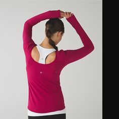 NWT Align and Define Long Sleeve Tee sz 10 Brand new with tag. Price is firm lululemon athletica Tops Tees - Long Sleeve