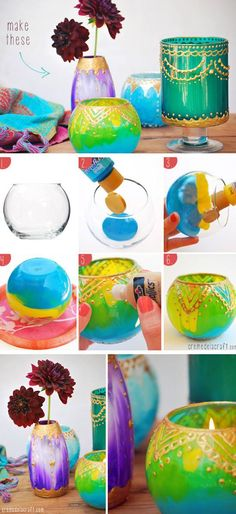 Moroccan Candle Holders | 24 DIY Teen Bedroom Ideas for Girls