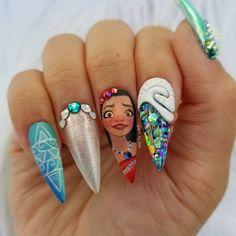 Moana Nails