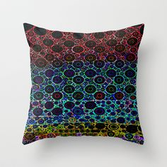 :: Magic Carpet :: Throw Pillow by GaleStorm Artworks - $20.00