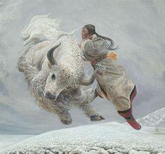 Жители Тибета издавна верят, что гурхар (як) охраняет домашний очаг от злых духов и ему известны многие древние тайны. По преданию, если девушка вырастит гурхара сама - своими руками, душой и заботами, тогда она сможет завоевать доверие этого существа, и с приходом в её жизнь 17-й весны верный гурхар поведает ей свои древние тайны, в том числе и тайну полёта.
