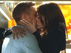 Emma Stone and Ryan Gosling in    Crazy, Stupid, Love.
