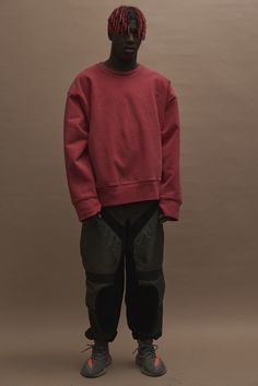 Les looks homme du défilé Yeezy Season 3