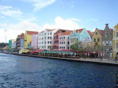 El color caribeño, el color de Curaçao