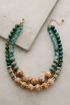 at anthropologie Rona Layered Necklace