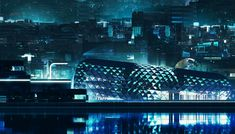 Tron Uprising — + Tron Uprising, Disney Marvel, Environmental Art, Concept Art, Funny Jokes, Star Wars, Building, Awesome, Artist