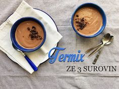 domácí termix recept Kefir, Cooking Tips, Recipies, Low Carb, Vegetarian, Sweets, Homemade, Dishes, My Favorite Things