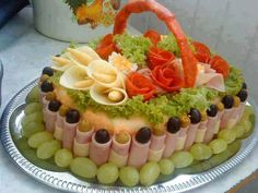 food presentation - Google Search