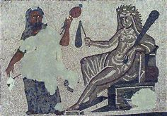 pompeii black people mosaics - Google Search
