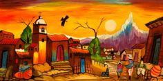 love this andino painting.