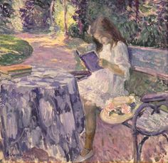 Henri Lebasque (1865-1937) French Artist