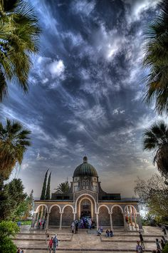 Church of the Beatitudes Israel