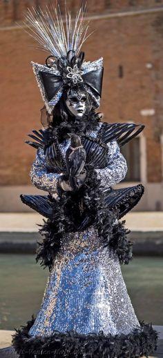 Venice Carnivale, Carnival Venice, Mardi Gras, Masquerade, Faces, Costumes, Halloween, Silver, Top
