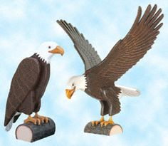 Eagle Collection Woodcraft Pattern