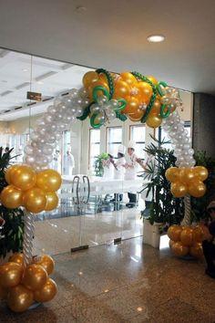 Customised Balloon Arch Balloon Wall, Balloon Arch, Balloon Garland, Balloon Decorations, Table Decorations, Custom Balloons, Latex Balloons, Balloon Arrangements, Wall Backdrops