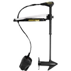 """MinnKota Edge 45 Bowmount Foot Control Trolling Motor with Latch and Door Bracket (45lbs thrust, 50"""" Shaft) *** Read more reviews of the product by visiting the link on the image."""
