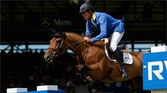 Christian Ahlmann of Germany #showjumping