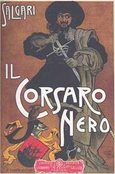[¯|¯] Ebook: Il Corsaro Nero - Emilio Salgari ( clicca l'immagine x leggere il post )