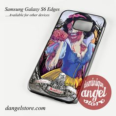 snow white zombie Phone Case for Samsung Galaxy S3/S4/S5/S6/S6 Edge/S6 Edge Plus