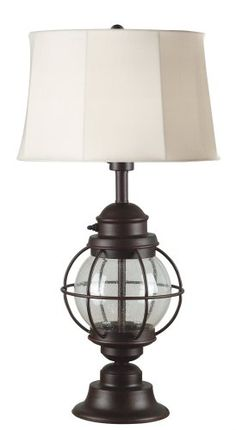 "31"" Kenroy Home Hatteras Outdoor Table Lamp Design Craft http://www.amazon.com/dp/B000RF4SOW/ref=cm_sw_r_pi_dp_bqJ9ub0SRPEFC"
