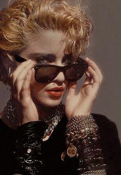 Madonna Rare, 1980s Madonna, Lady Madonna, Madonna Looks, Madonna Albums, Madonna Fashion, Madonna Pictures, 80s Trends, Geena Davis