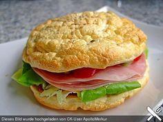Low Carb Burgerbrötchen 'Oopsies', ein schönes Rezept aus der Kategorie Backen. Bewertungen: 30. Durchschnitt: Ø 4,0.