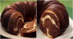 Nutella Marble Cake from Star Tribune Baking Central Low Carb Keto, Low Carb Recipes, Baking Recipes, Churros, Low Carp, Marble Cake, Let Them Eat Cake, How To Make Cake, Just Desserts