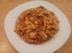Allerlei Rezepte und mehr: OnePot Cheesy Taco Pasta