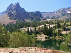 Lake Blanch Hike