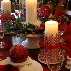 Une table de fête traditionnelle