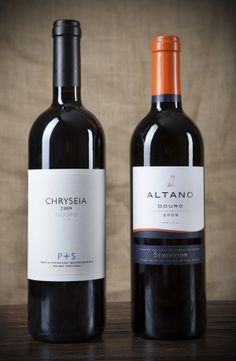When we think of wines from Portugal, the great sweet Port wines come to mind first. However these days, more of the wines from Portugal's Douro Valley are being made in a dry table wine style. The quality of these wines has been consistently excellent at all price levels. Try the Altano Red for a great bargain wine or the 2009 Chryseia (one of the best wines I've tasted this year) from Prats & Symington.