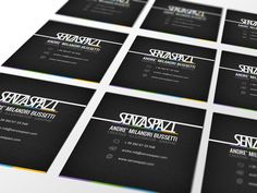 SENZASPAZI | SENZASPAZI Andrè Milandri Bussetti – Creativo Freelance