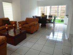Venta de casas Los Manzanos en Tlajomulco de Zúñiga, Jalisco. Amplios espacios interiores.