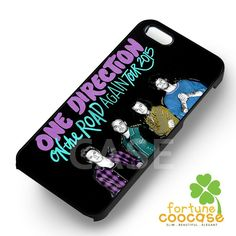 One Direction on the road again without zayn-1nn for iPhone 4/4S/5/5S/5C/6/ 6 ,samsung S3/S4/S5,S6 Regular,S6 edge,samsung note 3/4